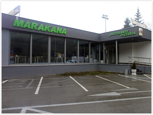 98777d2be0 Reštaurácia Marakana